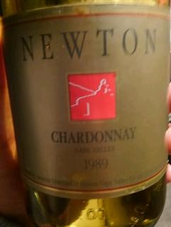 Newton Chardonnay Napa Valley