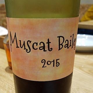 塩山洋酒醸造 Muscat Baileya A