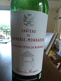 Ch. de Lafaurie Monbadon