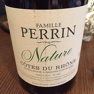 Famille Perrin Nature Côtes du Rhône