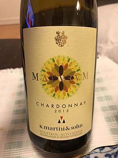 K. Martini & Sohn Chardonnay