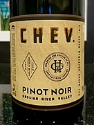 CHEV. Pinot Noir Russian River Valley(2018)