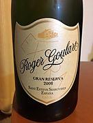 ロジャー・グラード グラン・レゼルヴァ エクストラ・ブリュット(2008)