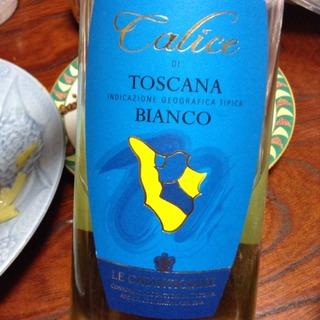 Le Chiantigiane Calice Toscana Bianco