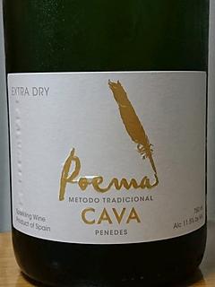 Poema Cava Extra Dry(ポエマ カヴァ エクストラ・ドライ)