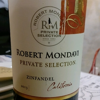 Robert Mondavi Private Selection Zinfandel
