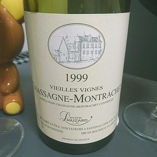 Lucien Muzard et Fils Chassagne Montrachet Vieilles Vignes