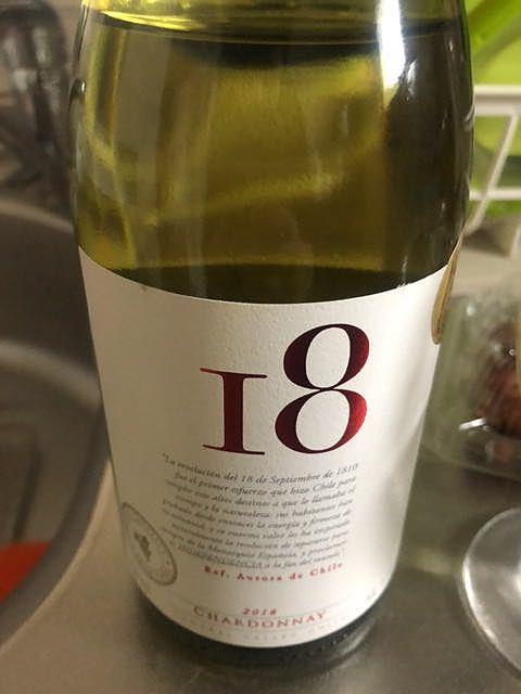 18 Chardonnay(エイティーン シャルドネ)