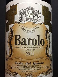Terre del Barolo Barolo(テッレ・デル・バローロ バローロ)