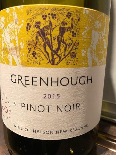 Greenhough Pinot Noir