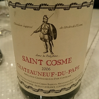 Saint Cosme Chateauneuf du Pape