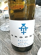ブルックス アミカス ホワイト・ワイン(2016)