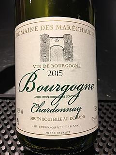 Dom. des Maréchaudes Bourgogne Chardonnay