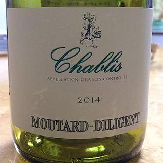 Moutard Diligent Chablis