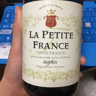 Aujoux La Petite France Rouge