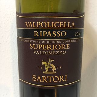 Sartori Valpolicella Superiore Ripasso Valdimezzo(サルトーリ ヴァルポリチェッラ スペリオーレ リパッソ)