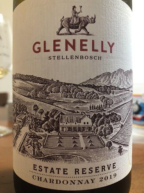 Glenelly Estate Reserve (Grand Vin) Chardonnay