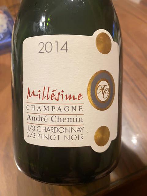 André Chemin Millésime(アンドレ・シュマン ミレジメ)