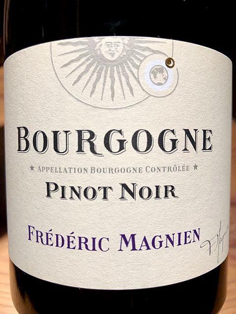 Frédéric Magnien Bourgogne Pinot Noir(フレデリック・マニャン ブルゴーニュ ピノ・ノワール)