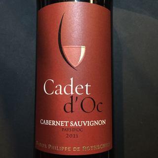 Cadet d'Oc Cabernet Sauvignon