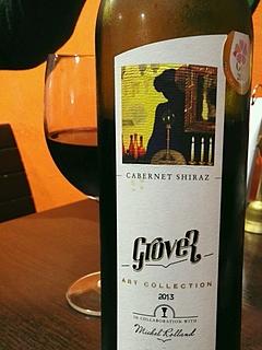 Grover Art Collection Cabernet Shiraz(グローバー アート・コレクション カベルネ シラーズ)