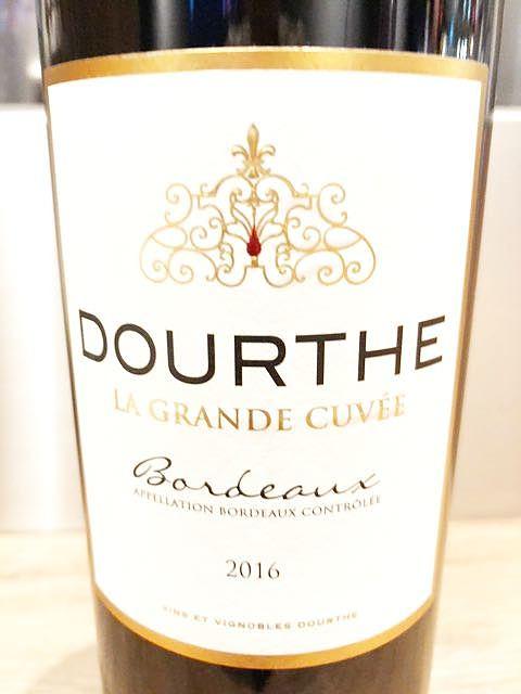 Dourthe La Grande Cuvée Bordeaux Rouge(ドゥルト ラ・グランド・キュヴェ ボルドー・ルージュ)