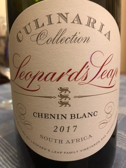 Leopard's Leap Culinaria Collection Chenin Blanc