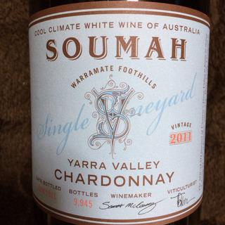 Soumah Single Vineyard Chardonnay
