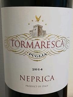Tormaresca Neprica Rosso(トルマレスカ ネプリカ・ロッソ)