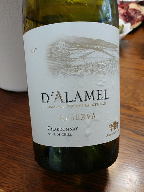 D'Alamel Chardonnay Reserva
