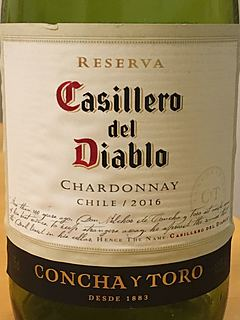 Casillero del Diablo Chardonnay Reserva
