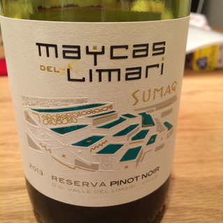 Maycas del Limarí Reserva Pinot Noir
