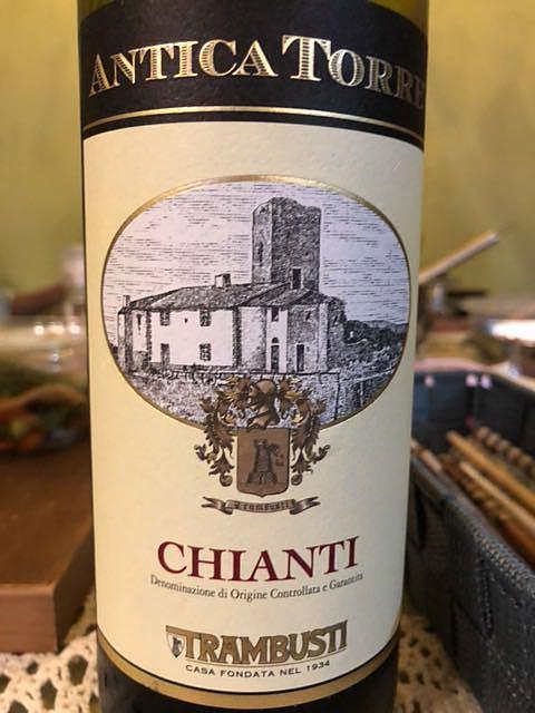 Trambusti Antica Torre Chianti(トランブスティ アンティカ・トーレ キアンティ)