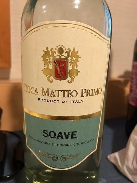 Duca Matteo Primo Soave