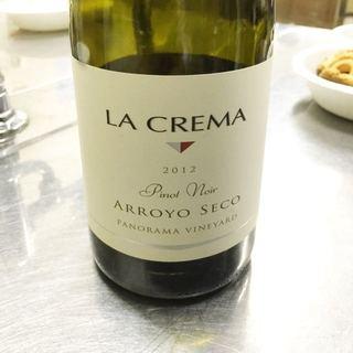 La Crema Arroyo Seco Pinot Noir Panorama Vineyard