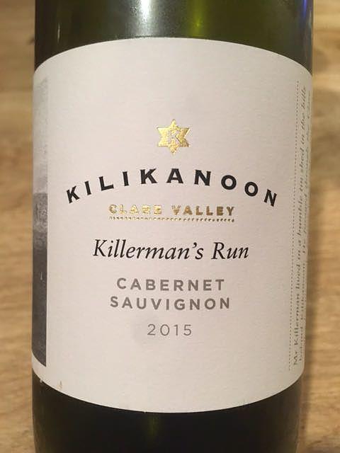 Kilikanoon Killerman's Run Cabernet Sauvignon