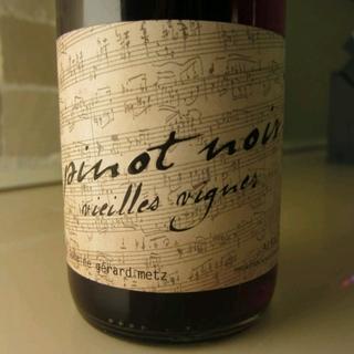 Gérard Metz Pinot Noir Vieilles Vignes