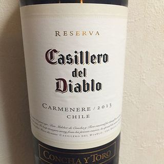 Casillero del Diablo Carmenere Reserva