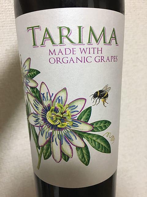 Tarima Organic Tinto