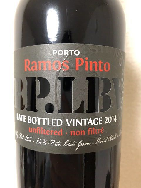 Ramos Pinto LBV Late Bottled Vintage(ラモス・ピント レイト・ボトルド・ヴィンテージ)