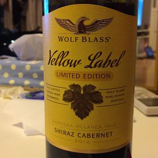 Wolf Blass Yellow Label Shiraz Cabernet