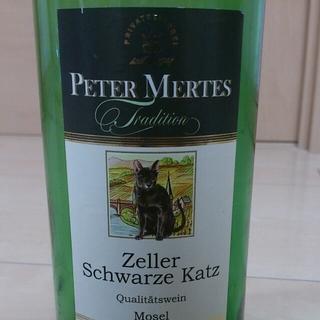 Peter Mertes Zeller Schwarze Katz Qualitaswein