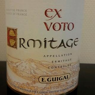 E.Guigal Ermitage Ex Voto Blanc