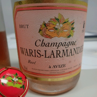 Waris Larmandier Effervescent Rosé