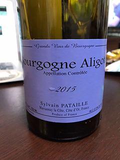 Dom. Sylvain Pataille Bourgogne Aligoté