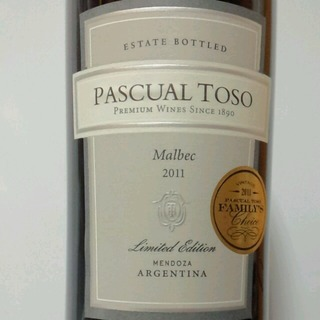 Pascual Toso Merlot Limited Edition