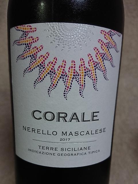 Corale Nerello Mascalese(コラーレ ネレッロ・マスカレーゼ)