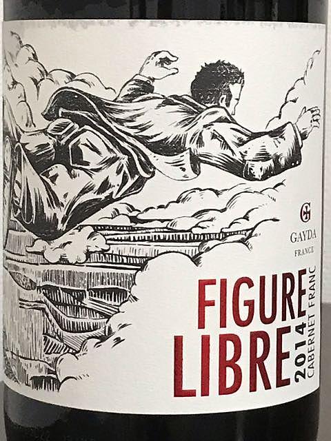 Gayda Figure Libre Cabernet Franc