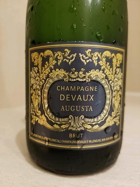 Champagne Devaux Augusta(シャンパーニュ・デュヴォー オーギュスタ)