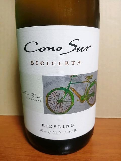 Cono Sur Bicicleta Riesling(コノ・スル ビシクレタ リースリング)